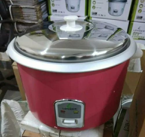 NEXT White Rice Cooker 2.8 Ltr For Home, Rs 1425 /piece Dinami Products  Private Limited   ID: 21686537997