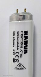 Narva LT 40WT12/003S Actinic Diazoblue - 4ft Germany