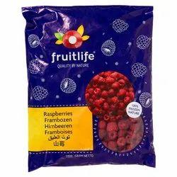 Raspberry Fruit life frozen Raspberries, Packaging Size: 1 Kg, Packaging Type: Packet