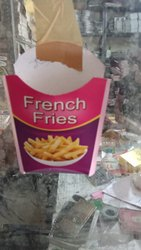 French Fries Pouch & Box