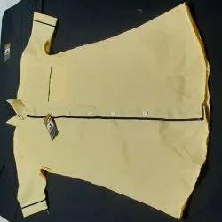 Cotton Collar Neck Men Designer Shirt