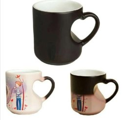 Magic Mug Inner Heart Handiel