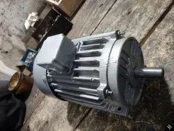 Shree Krishna Foot Mounted Single Phase and Three Phase Induction Motors, 0.75