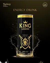 King Legend Energy Drink