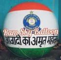 Advertising balloon for indirect taxes amrit mahotsav