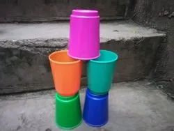 Plastic Glass, For Home, Size: 200 Ml