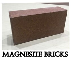 Red Magnesite Bricks