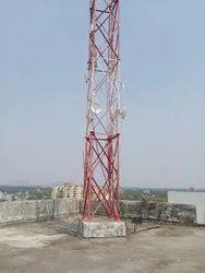 4 leg Rtt Self Support Tower