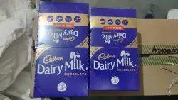 Cadbury Dairy Milk Chocolate, Packaging Type: 5 Mrp,10 Mrp