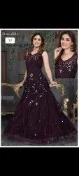 Nett Work Designer Gown