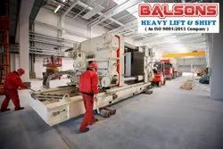 Plant Machinery Relocation Services
