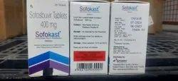 Sofokast Tablets 400mg Sofosbuvir