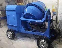 IROTECH INDIA Concrete Mixer Machine