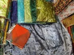 Priyanka Fashion Ladies Satin Suit Material