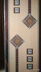 Wood 6.2 Feet Designer Laminated Door, For Home, Thickness: 30 Mm