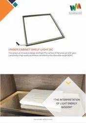 Led Glass Shelf Lighting