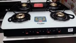 Prestige Gas Stove Schott Glass, For Kitchen, Model Name/Number: Gts 04