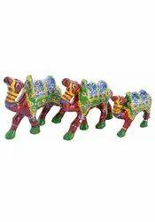 Camel Statues