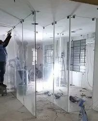 Toughened Safety Glass Work