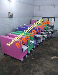 Automatic Tray System Papad Making Machine