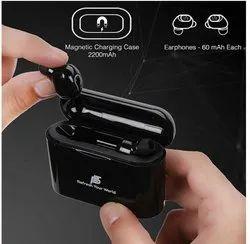 Mobile Black F5 TWS Ear Pod