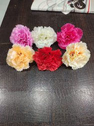 Artificial Zandu Carnation Flower Heads