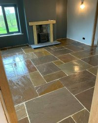 Natural Stone Flooring Tiles