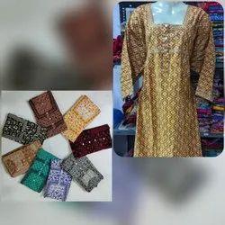 Full Sleeves Jyothi Cotton Nighties