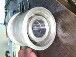 Aluminium Pulley CNC machining