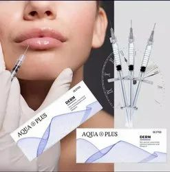 Anti Aging Treatment Hyaluronic Acid With Lidocaine Aqua Filler, For Professional, 1 Ml