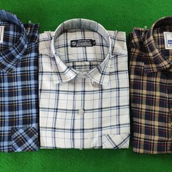Standscott Cotton Mens Casual Shirts