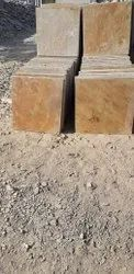 Brown Stone, Packaging Type: Box, Size: 2 X 2 Feet