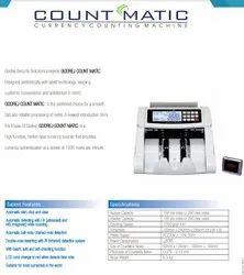 Count Metic Gogrej Money Counting Machine