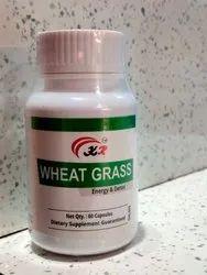 Wheat Grass Capsules, KR Enterprises, 500mg