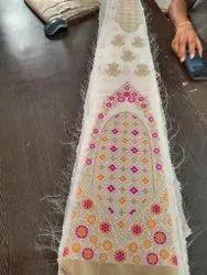 Dola Silk Jacquard Kali Fabric