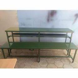 Steel School Desk