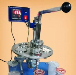 Continuous 5 Cup At A Time Sealing Machine