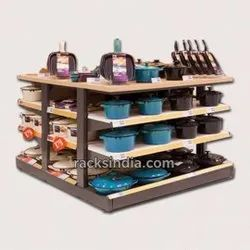 Display Stand for Cookware Products