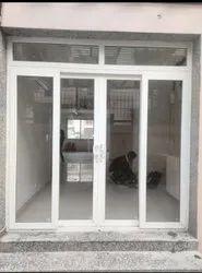 UPVC Centre Sliding Doors