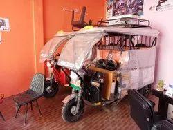 Mini Metro V2 E Rickshaw, Loading Capacity: 400kg