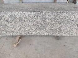 Block Slab Milky White Granite, Thickness: 15-20 mm