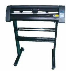 J.K 721 Vinyl Cutting Plotter Machine