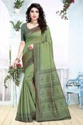 Light PresentsVaransi Silk With Blouse