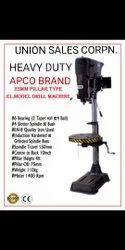 Ganesh型号25mm钻床APCO品牌,钻床类型:支柱