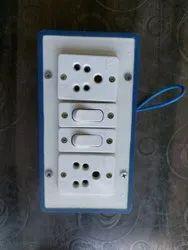 PVC Electric Switch Board
