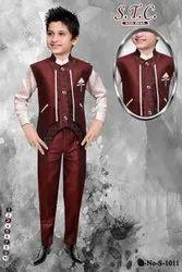 Boys Partwear Coat suits