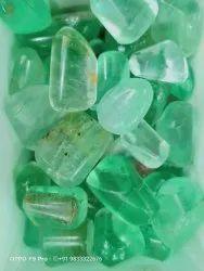 Green Fluorite Tumbled Stone