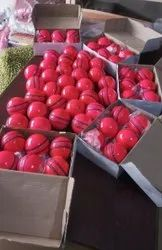 Pink leather ball, Size: Men, 160 To 190