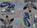 D. T. G Heat Transfer Sticker For Fabric