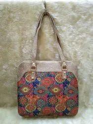 Skybags棉质Ikat包,尺寸/尺寸:12英寸